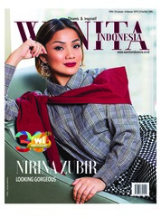 Wanita Indonesia Magazine Cover ED 1494 January 2019