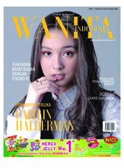 Wanita Indonesia Magazine Cover ED 1495 February 2019