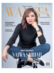 Wanita Indonesia Magazine Cover ED 1500 April 2019