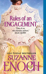 Cover Rules of an Engagement oleh Suzanne Enoch
