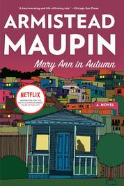 Cover Mary Ann in Autumn oleh Armistead Maupin