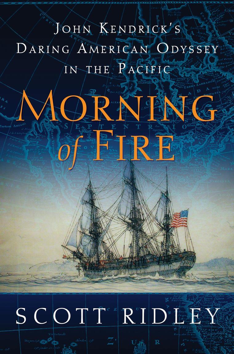 Morning of Fire by Scott Ridley Digital Book