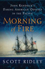 Morning of Fire by Scott Ridley Cover
