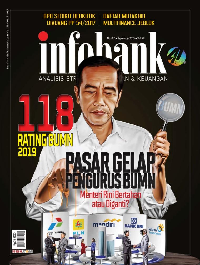 Infobank Digital Magazine September 2019