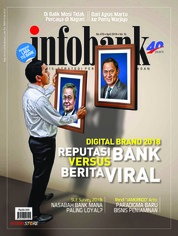 Cover Majalah infobank April 2018
