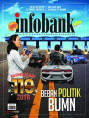 Cover Majalah infobank September 2018