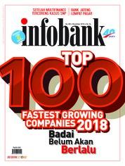 Cover Majalah infobank November 2018