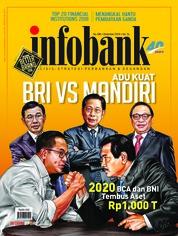 Cover Majalah infobank Desember 2018
