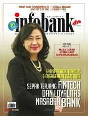 Cover Majalah infobank Januari 2019