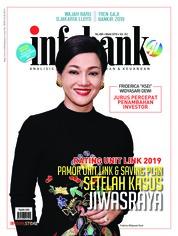 Cover Majalah infobank Maret 2019
