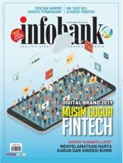 Cover Majalah infobank April 2019