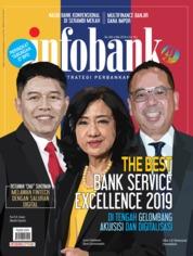 Cover Majalah infobank Mei 2019