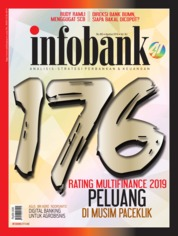 Infobank Magazine Cover August 2019