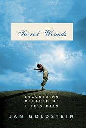 Cover Sacred Wounds oleh Jan Goldstein