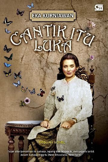 Buku Digital Cantik Itu Luka oleh Eka Kurniawan