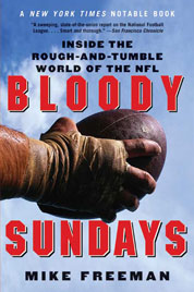 Bloody Sundays by Mike Freeman Cover