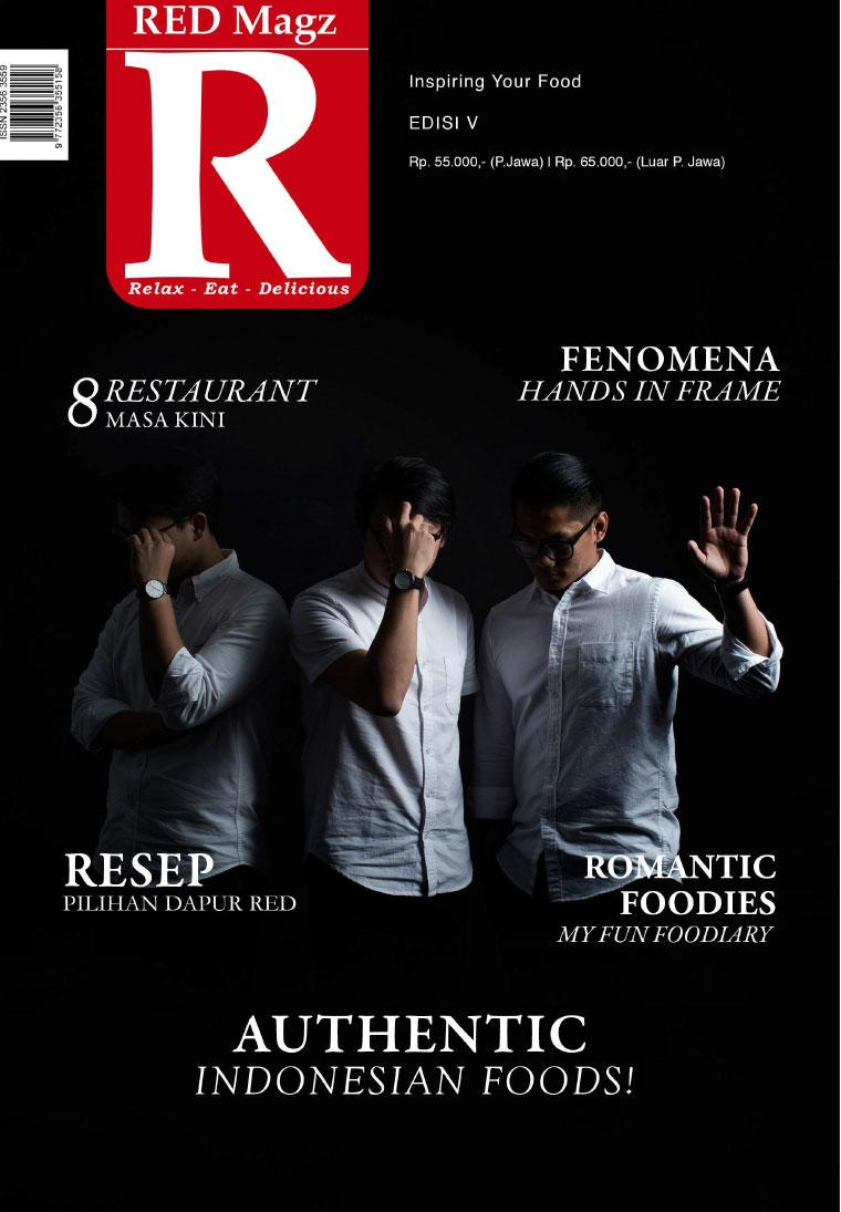RED Magz Digital Magazine ED 05 2015