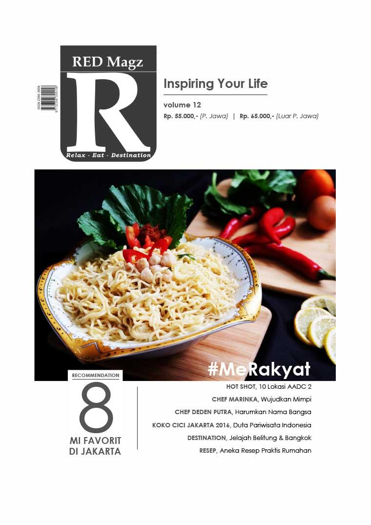 Majalah Digital RED Magz ED 12 2016