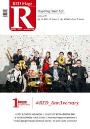 RED Magz Magazine Cover