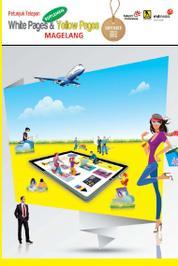 Cover Majalah Yellow Pages - Magelang