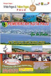 Cover Majalah Yellow Pages - Palu