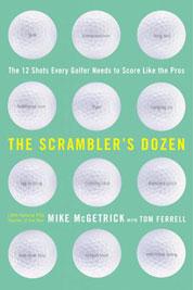 The Scrambler's Dozen by Mike McGetrick Cover