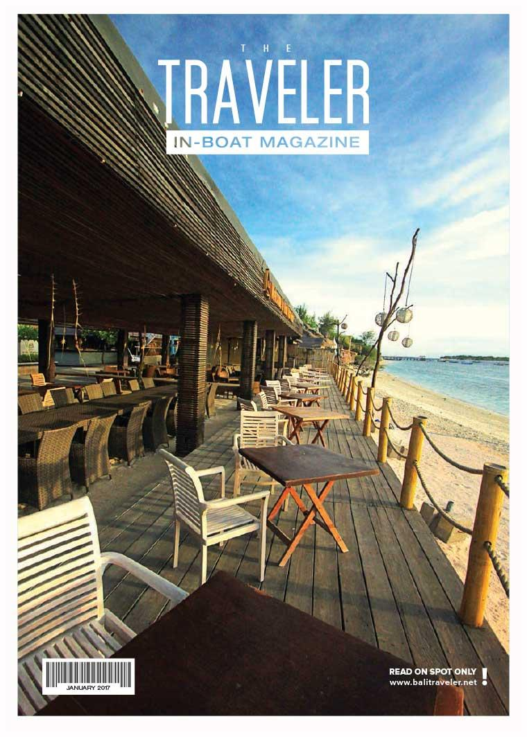 Majalah Digital THE TRAVELER Januari 2017