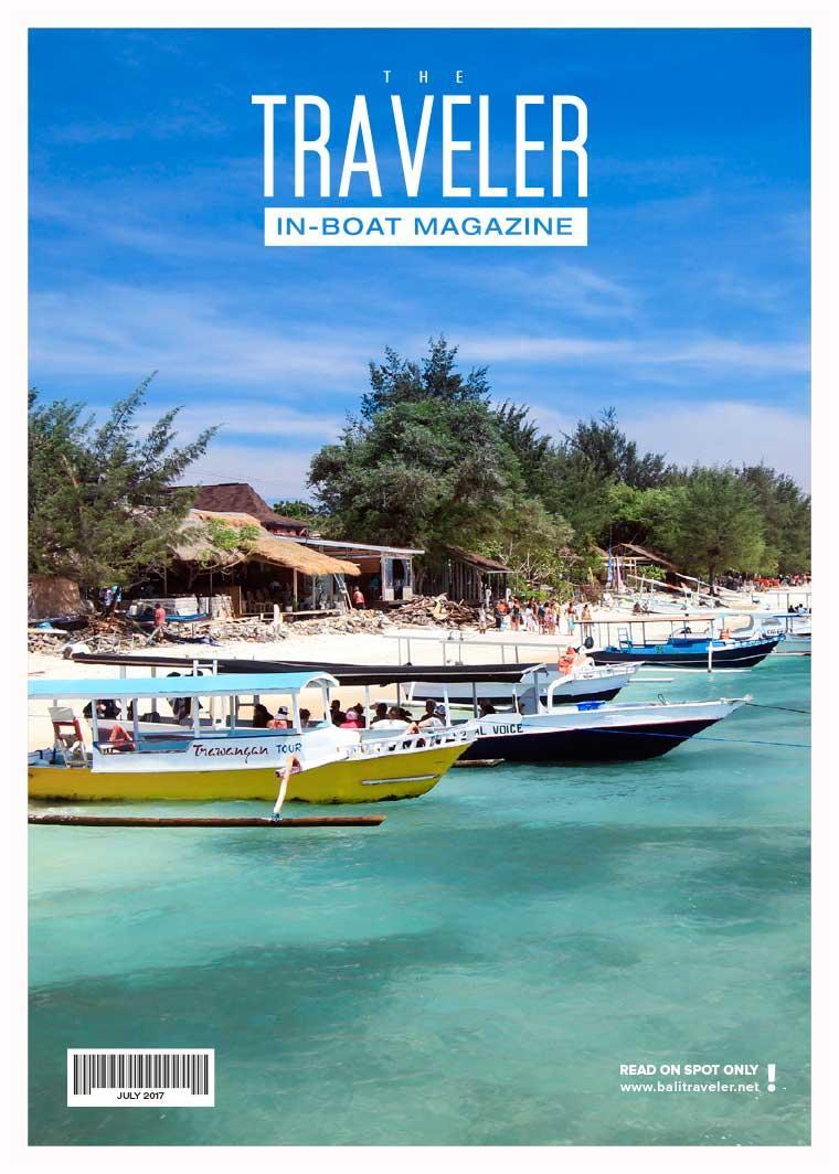 Majalah Digital THE TRAVELER Juli 2017