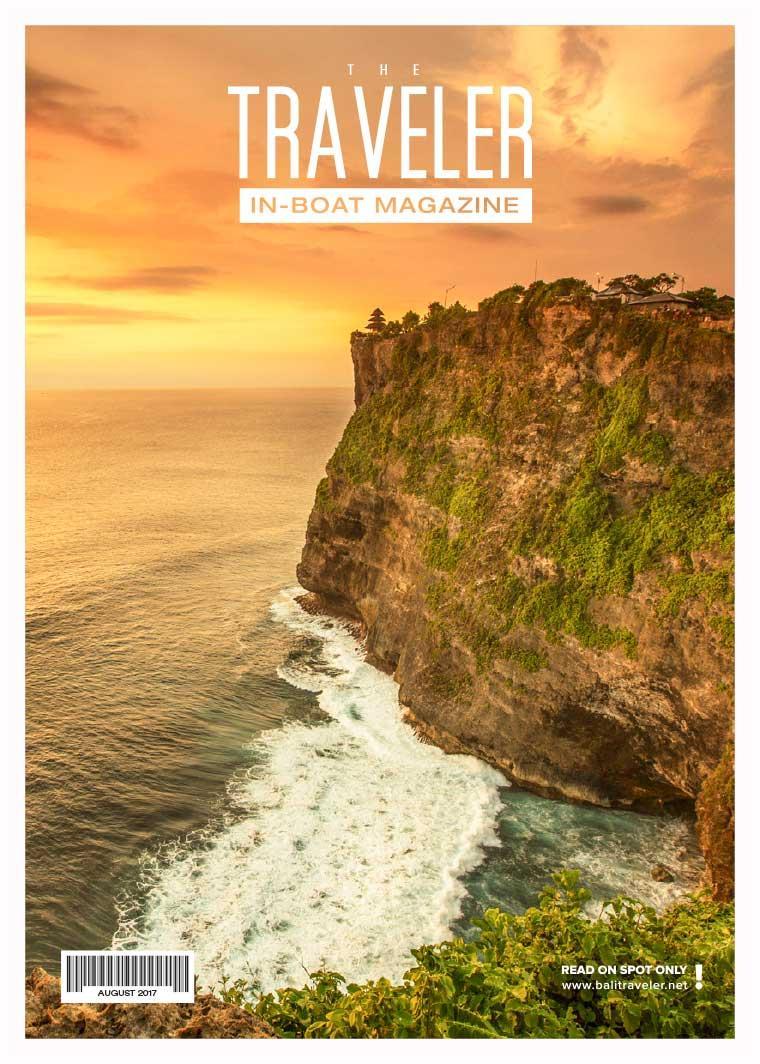 Majalah Digital THE TRAVELER Agustus 2017