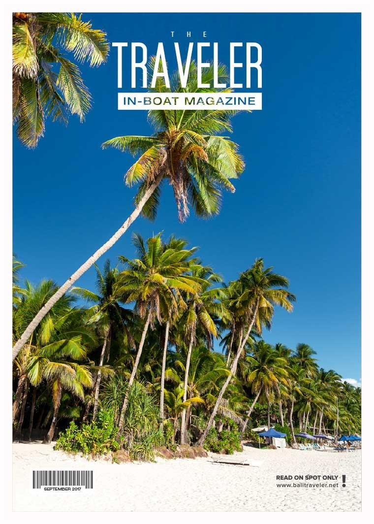 Majalah Digital THE TRAVELER September 2017