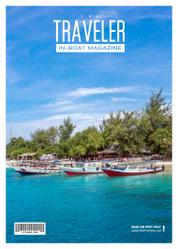 Cover Majalah THE TRAVELER Oktober 2016