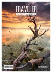 Cover Majalah THE TRAVELER November 2016
