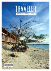 Cover Majalah THE TRAVELER Februari 2017
