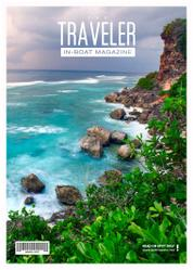 THE TRAVELER Magazine Cover March 2017