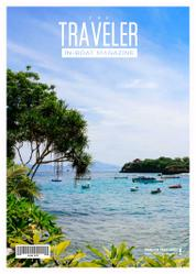 Cover Majalah THE TRAVELER Juni 2017