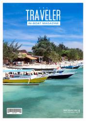 Cover Majalah THE TRAVELER Juli 2017