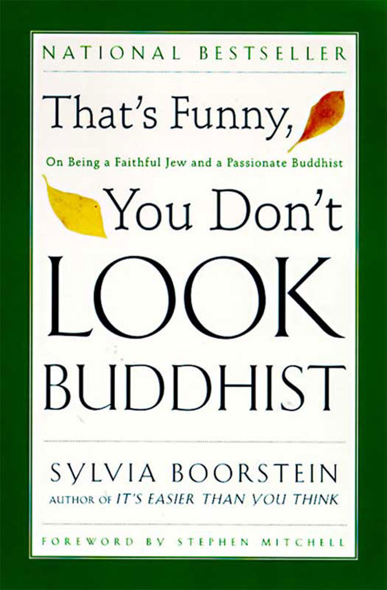 Buku Digital That's Funny, You Don't Look Buddhist oleh Sylvia Boorstein