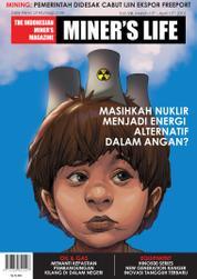 Cover Majalah MINER'S LIFE ED 13 2015