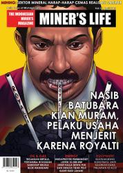 Cover Majalah MINER'S LIFE ED 14 2015