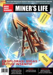 Cover Majalah MINER'S LIFE ED 15 Juli 2015