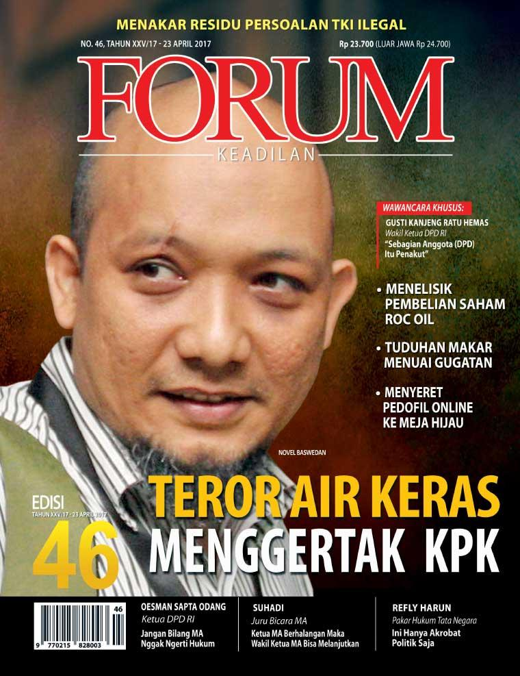 Majalah Digital Forum Keadilan ED 46 April 2017