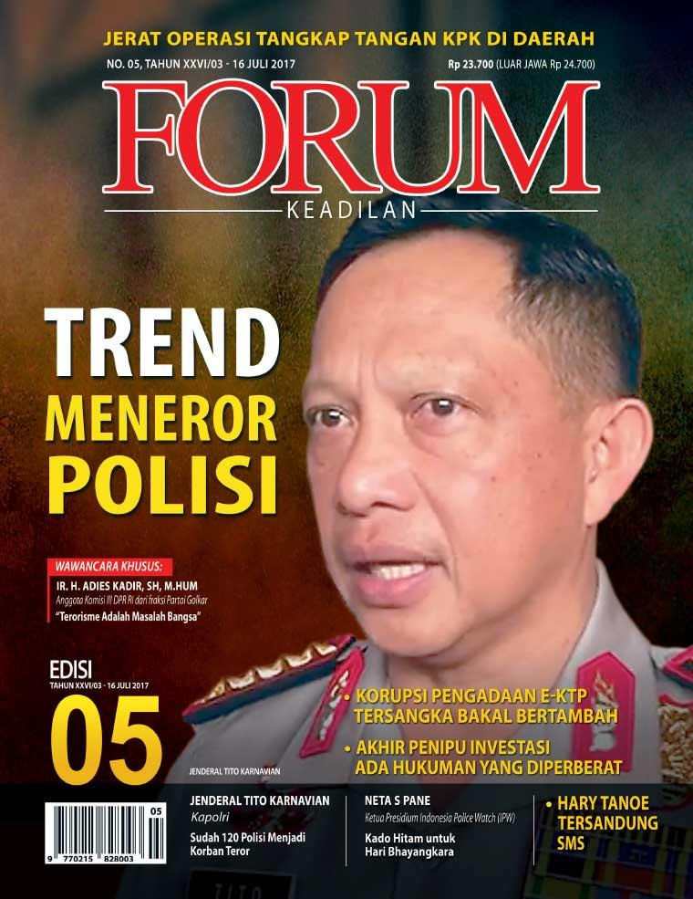 Forum Keadilan Digital Magazine ED 05 July 2017