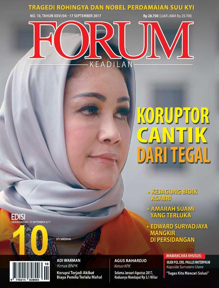 Majalah Digital Forum Keadilan ED 10 September 2017