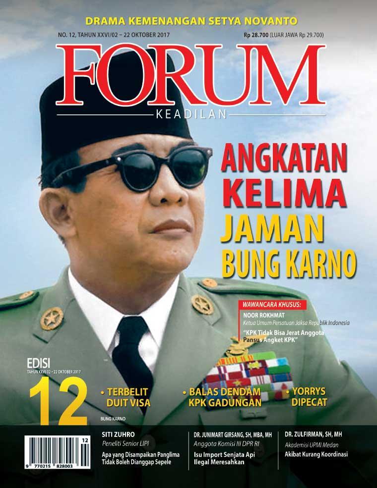 Majalah Digital Forum Keadilan ED 12 Oktober 2017