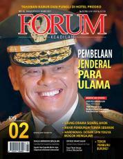 Cover Majalah Forum Keadilan ED 02 Mei 2017