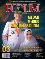 Cover Majalah Forum Keadilan ED 03 Juni 2017