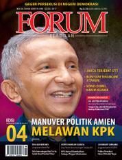 Cover Majalah Forum Keadilan ED 04 Juni 2017