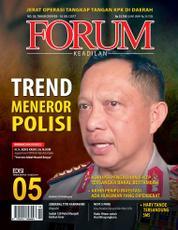 Cover Majalah Forum Keadilan ED 05 Juli 2017