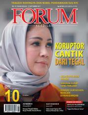 Cover Majalah Forum Keadilan ED 10 September 2017