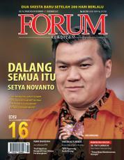 Forum Keadilan Magazine Cover ED 16 December 2017